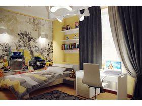 """Детская спальня для мальчика подростка """"Hicity"""""""