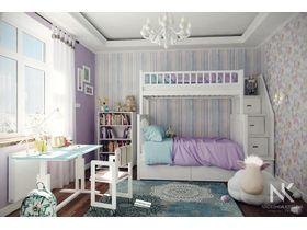 """Детская спальня для двух девочек """"Фиона"""""""