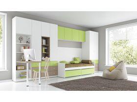 """Компактная мебель для детской комнаты """"Силуэт"""""""