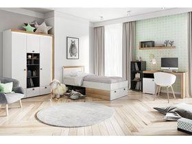 """Комплект мебели для детской комнаты """"RIVA"""""""