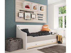 """Детская кровать-диван из коллекции """"Гео"""" в нескольких размерах"""