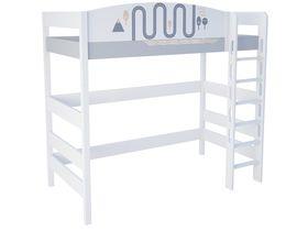 """Двухъярусная кровать в детскую 180 см """"New Age Orange"""""""