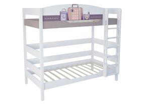 """Двухъярусная кровать в детскую 180 см """"Париж"""""""