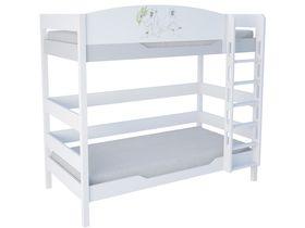 Двухъярусная кровать в детскую 180 см