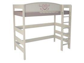 """Кровать чердак 180 см из массива бука """"Capri"""""""