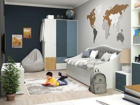 """Детская комната для подростков """"My World"""""""