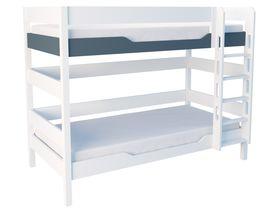 """Детская двухъярусная кровать """"My World"""" из массива бука"""