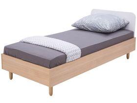 Кровать под матрас 200х90 см без основания Boca