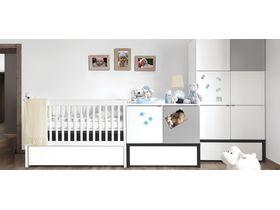 """Детская комната """"Young Users"""" для младенцев"""