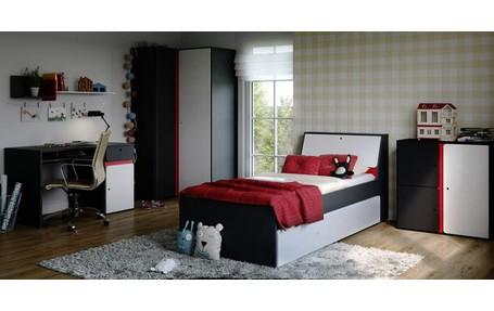детский спальный гарнитур для мальчиков для девочек Rumparu