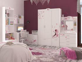"""Детская мебель для девочек """"Фея"""""""