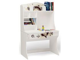 """Детский стол для школьника с надстройкой и фотопечатью """"Extreme"""""""