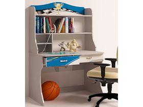 """Детский стол для школьника начального уровня с фотопечатью """"La-Man"""""""