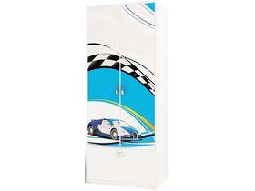 Шкаф 2х дверный из коллекции La-Man