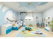 "Детская комната ""Океан"""