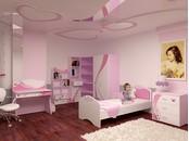 """Детская комната """"Princess"""" с классической кроватью"""